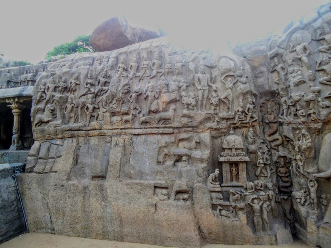 A Rich Cultural Heritage - A picture of Monolithic Sculptures