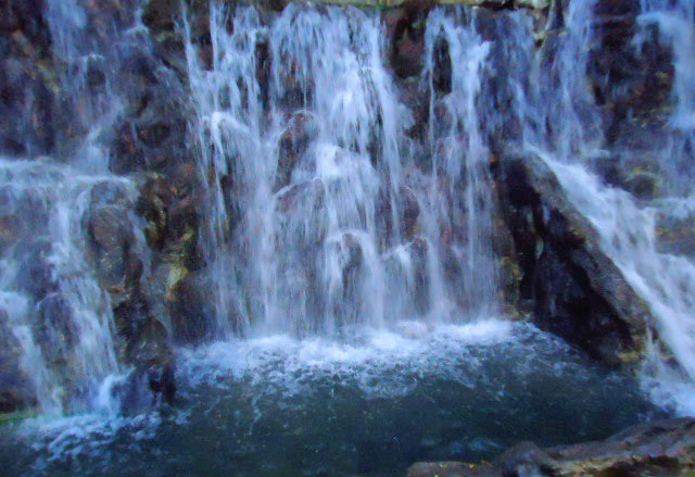 Elemental Existence - Water - An image of a waterfalls