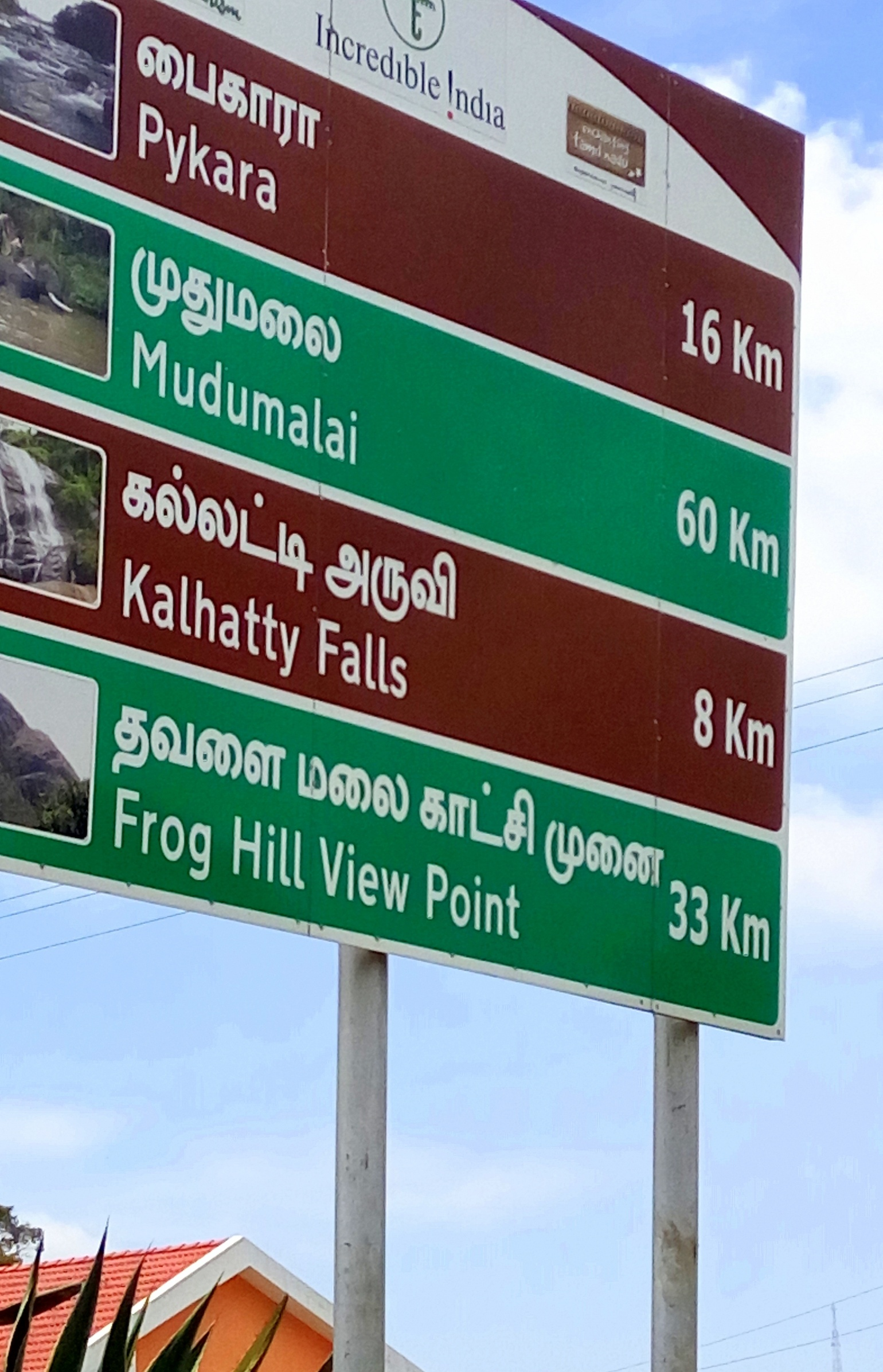 Signs - A Picture of Tourism Signage