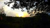 Sunset at Nilgiris