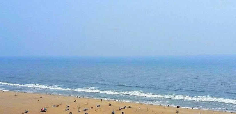 It's Weekend! - A view of Marina Beach